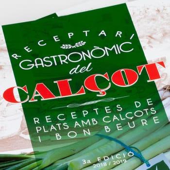 Disseny receptari gastronòmic