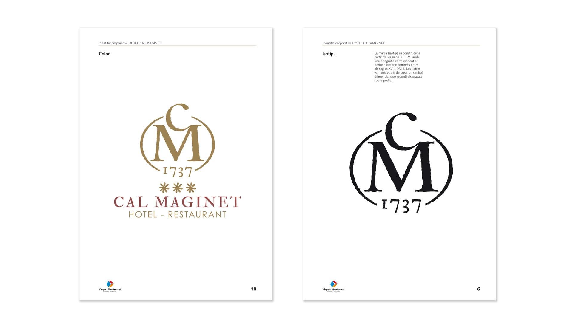 Imatge de marca Cal Maginet