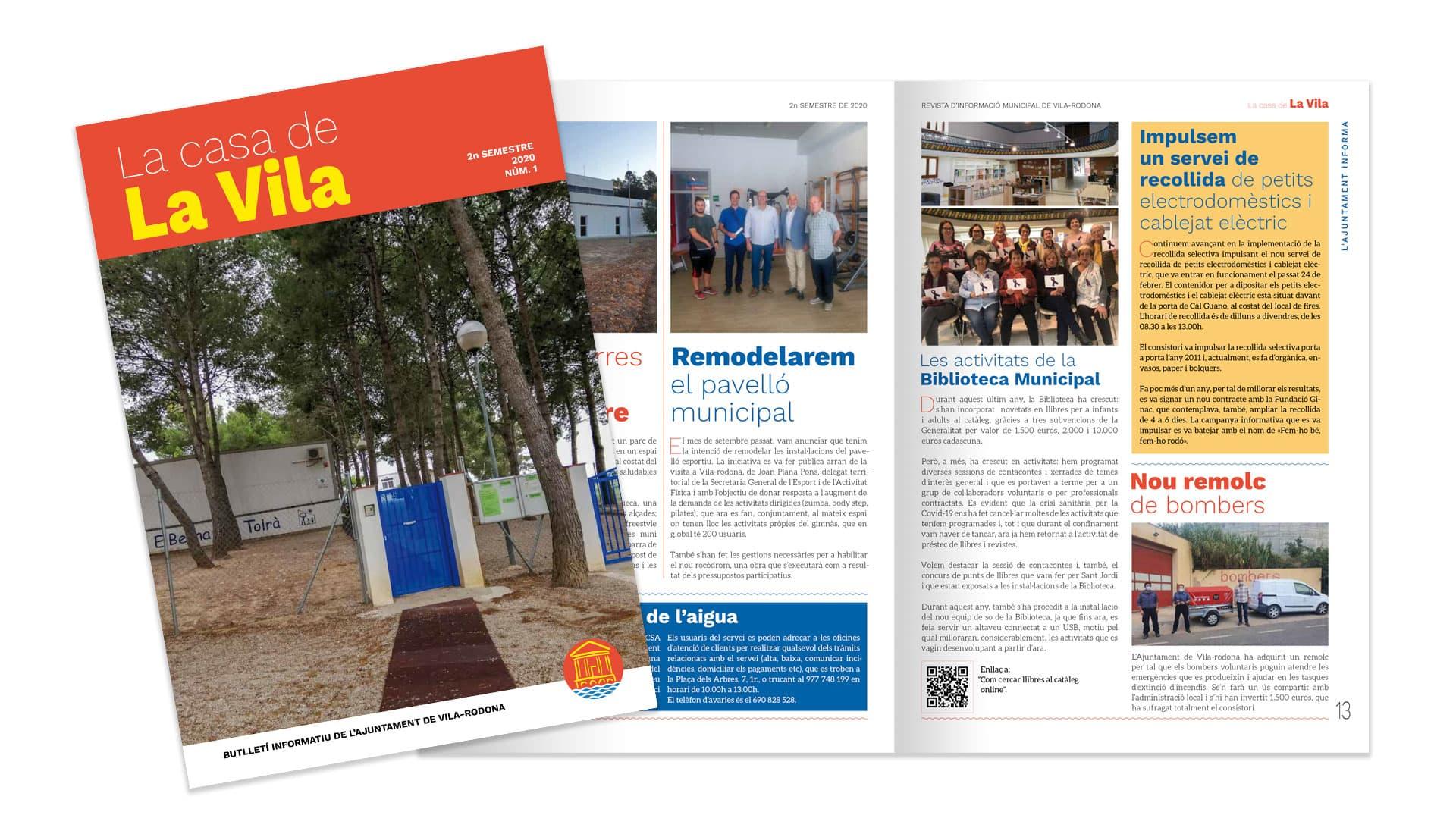 Revista Vila-rodona